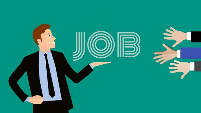 Une recherche d'emploi